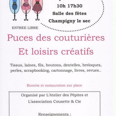 Vide atelier à Champigny le sec