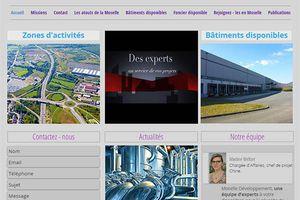 Un nouvel outil de webmarketing pour Moselle Développement