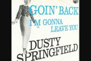 Dusty Springfield /  I'm Gonna Leave You