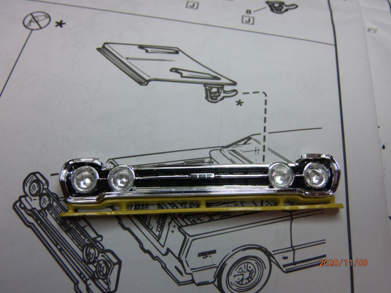 67 Plymouth GTX   2/2