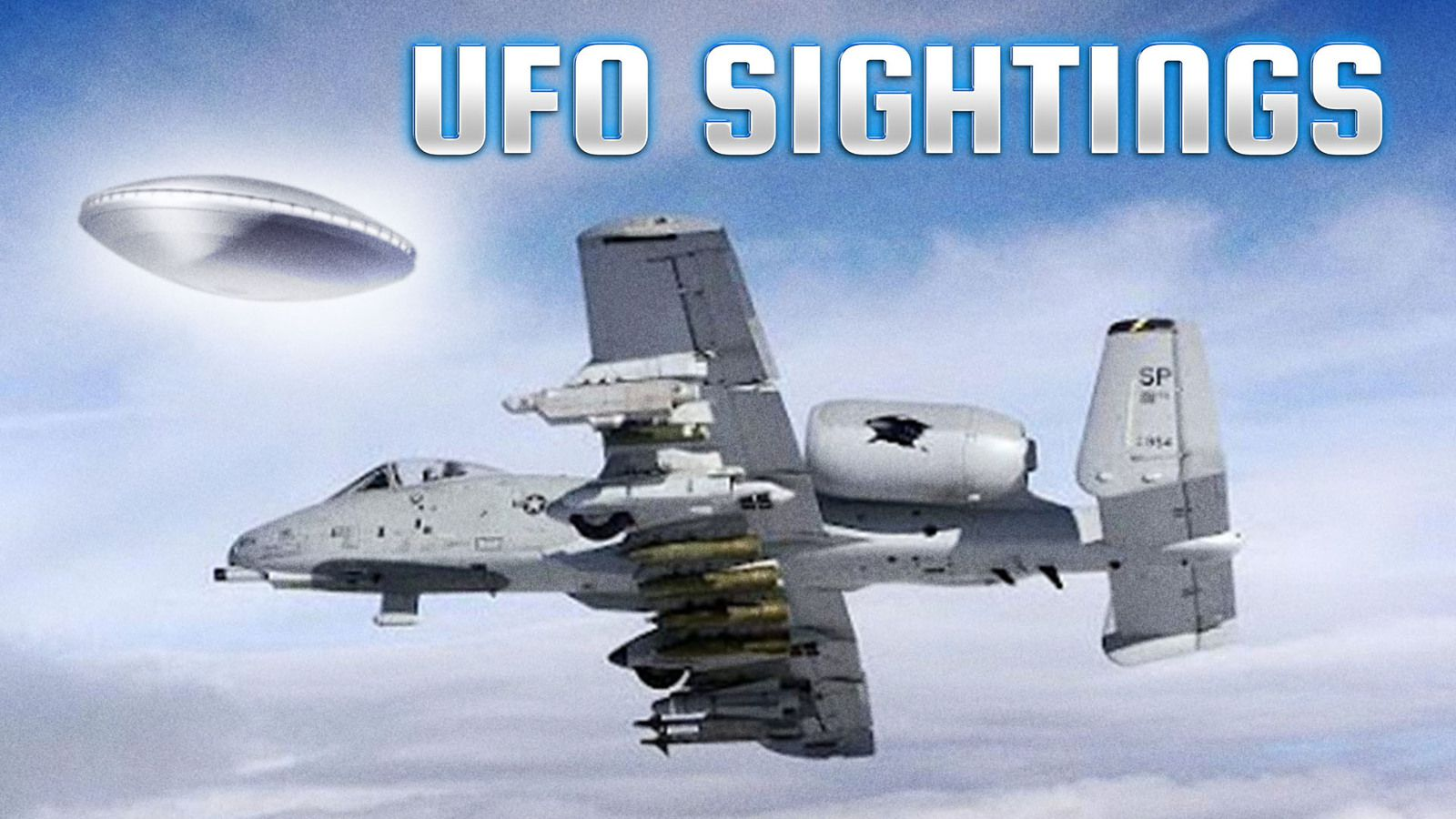 Latest UFO Sightings : UFO near ISS, UFO vs A10 Warthog, UFO in Costa Rica and Light Orbs in China 👽