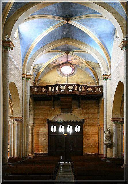 Diaporama église fortifiée - Sauveterre de Béarn