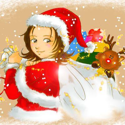 Très bon et joyeux Noël angélique ...