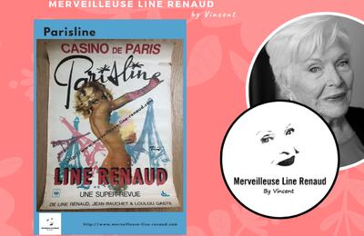 AFFICHE: Parisline