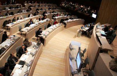 Conseil municipal du 16 novembre 2009