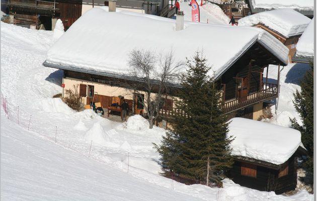 Menus de la semaine - Spécial Vacances à la neige!