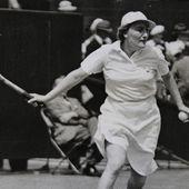Simonne Mathieu : héroïne du tennis et de la Résistance
