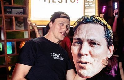 Tiësto celebrated his bachelor party at Park MGM's On the Record - August 2, 2019