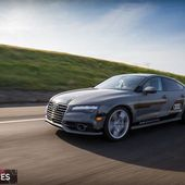 Audi's A7 Sportback is driving itself more than 550 miles to CES this year - OOKAWA Corp.
