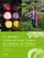 Le potager d'Alix de Saint Venant au chateau de Valmer