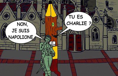 NAPOLÉON ET LE CRAYON (2) - du 21 JANVIER 2015 (J+2226 après le vote négatif fondateur)