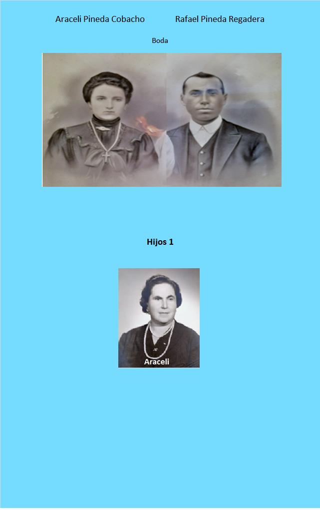 Familia Pineda Pineda