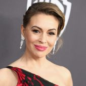 """Alyssa Milano wants you to know that 'long Covid' is a """"beast"""""""