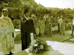 Fête de l'indépendance de l'Ukraine en 2000 à Algrange