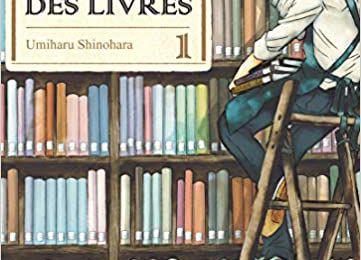 LE MAITRE DES LIVRES - Umiharu SHINOHARA
