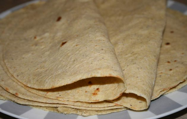 Tortillas mexicaine