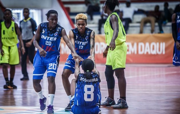 FIBA ACCW 2018 : l'inter Clube enchaîne face à l'AS V-Club de Kinshasa