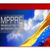 Le Gouvernement vénézuélien proteste contre le comportement de l'ambassadeur de France