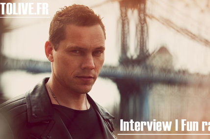 Tiësto Interview vidéo + mix | Le Before, Fun Radio, France - february 03, 2021 (en français)