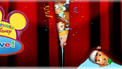 Playhouse Disney Live!