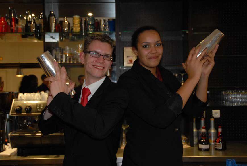 Épreuve nationale Barman 2011