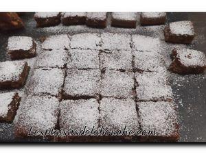 Gâteau aux noix.