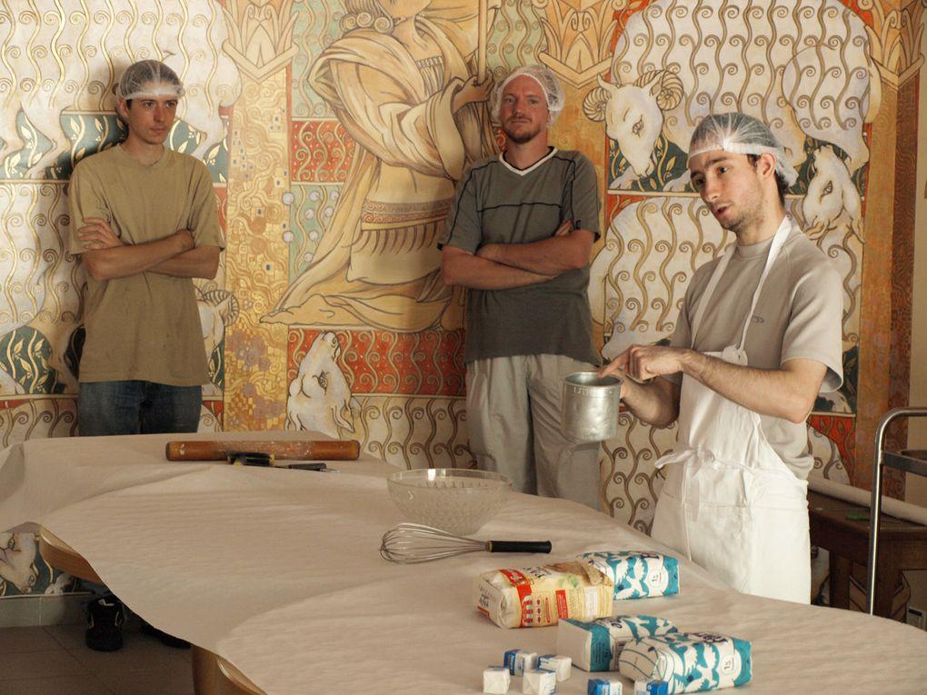 Album - 019. Atelier boulangerie - Bon Pasteur - 07.08.09