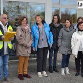 Tarbes - Deux personnes renversées par un médecin lors de la manifestation devant la polyclinique