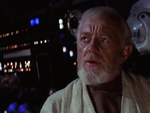 "Also, if Luke's sister was on Alderaan, Obiwan feels her death, which would make his ""you were our last hope"" to Luke an honest remark. Yoda would tell Luke about another Skywalker only because he doesn't know about her death."
