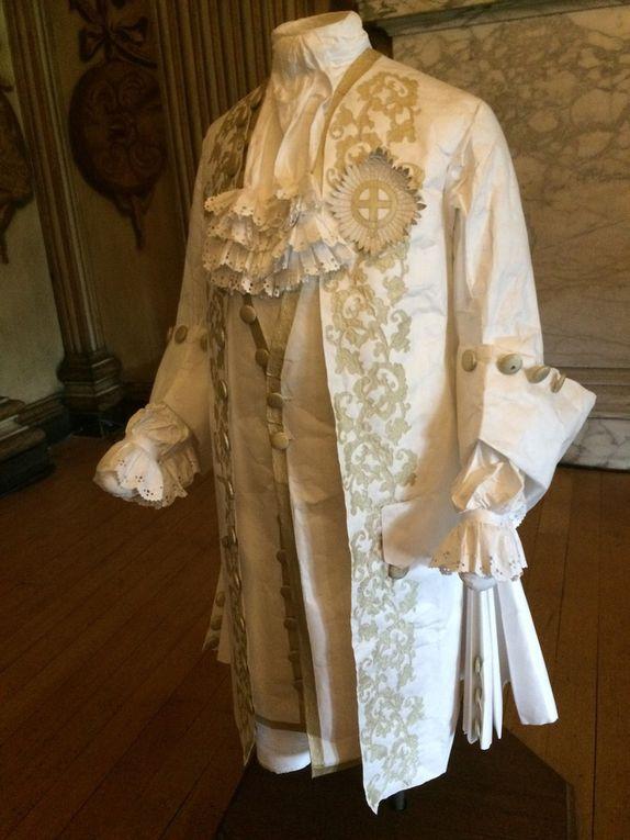 Durant la visite de Kensington Palace...