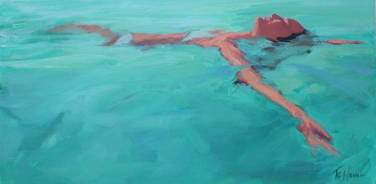 Tracey Sylvester Harris - Summer Happiness