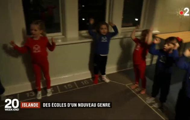 Une nouvelle école en Islande tente des activités inédites qui font débats