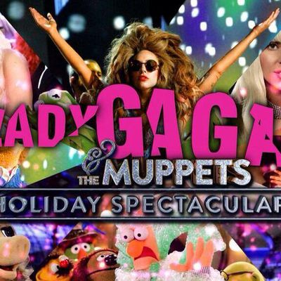Lady Gaga & the Muppets: Holiday Spectacularhg