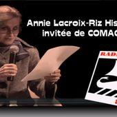 VIDEO : « Quand l'extrême droite résistait, quand la gauche collaborait » deux émissions de France 5 commentées par Annie Lacroix-Riz