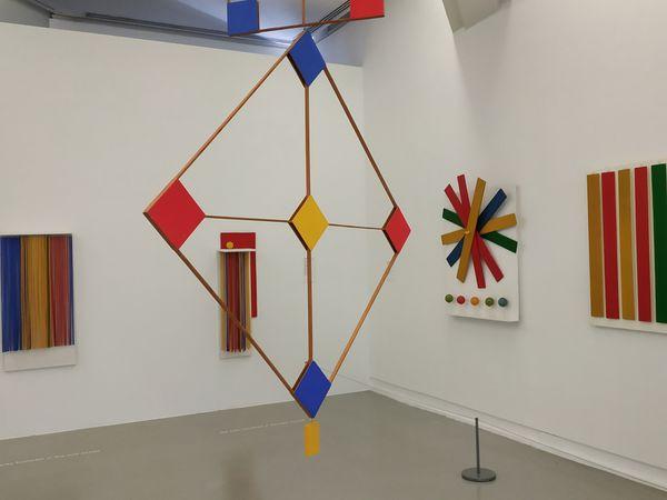 Exposition A. Chubac, MAMAC, Nice, 2020