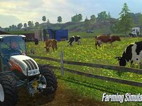 Farming Simulator 15 sur consoles : la premiere video ! #PS4 #XboxOne