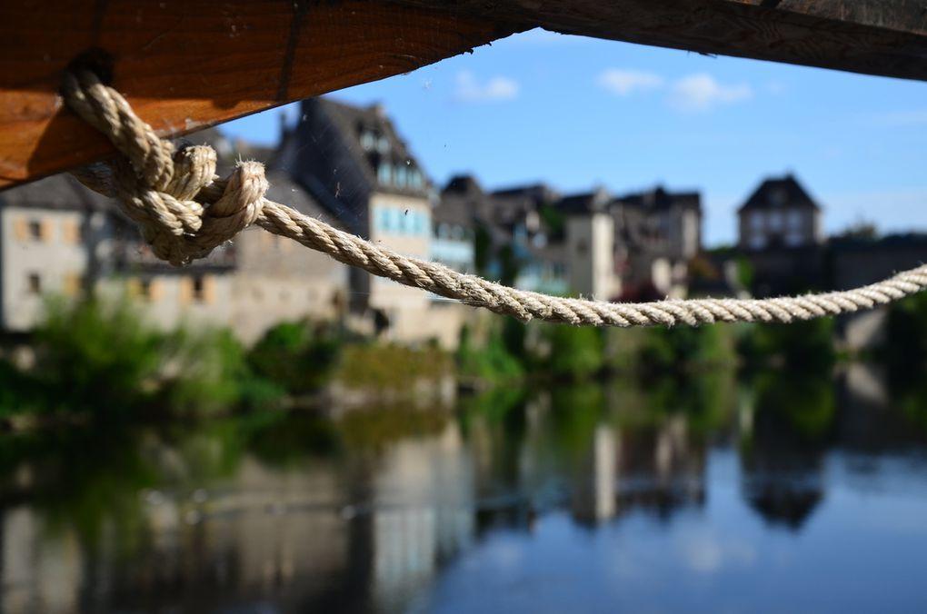 Loire et Dordogne à vélo