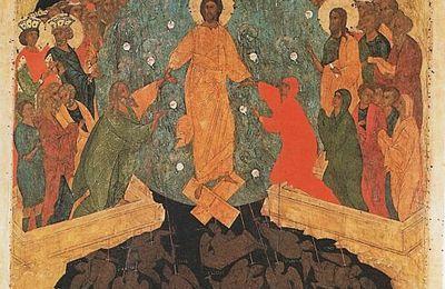 Le carême est fini, c'est Pâques en Russie !