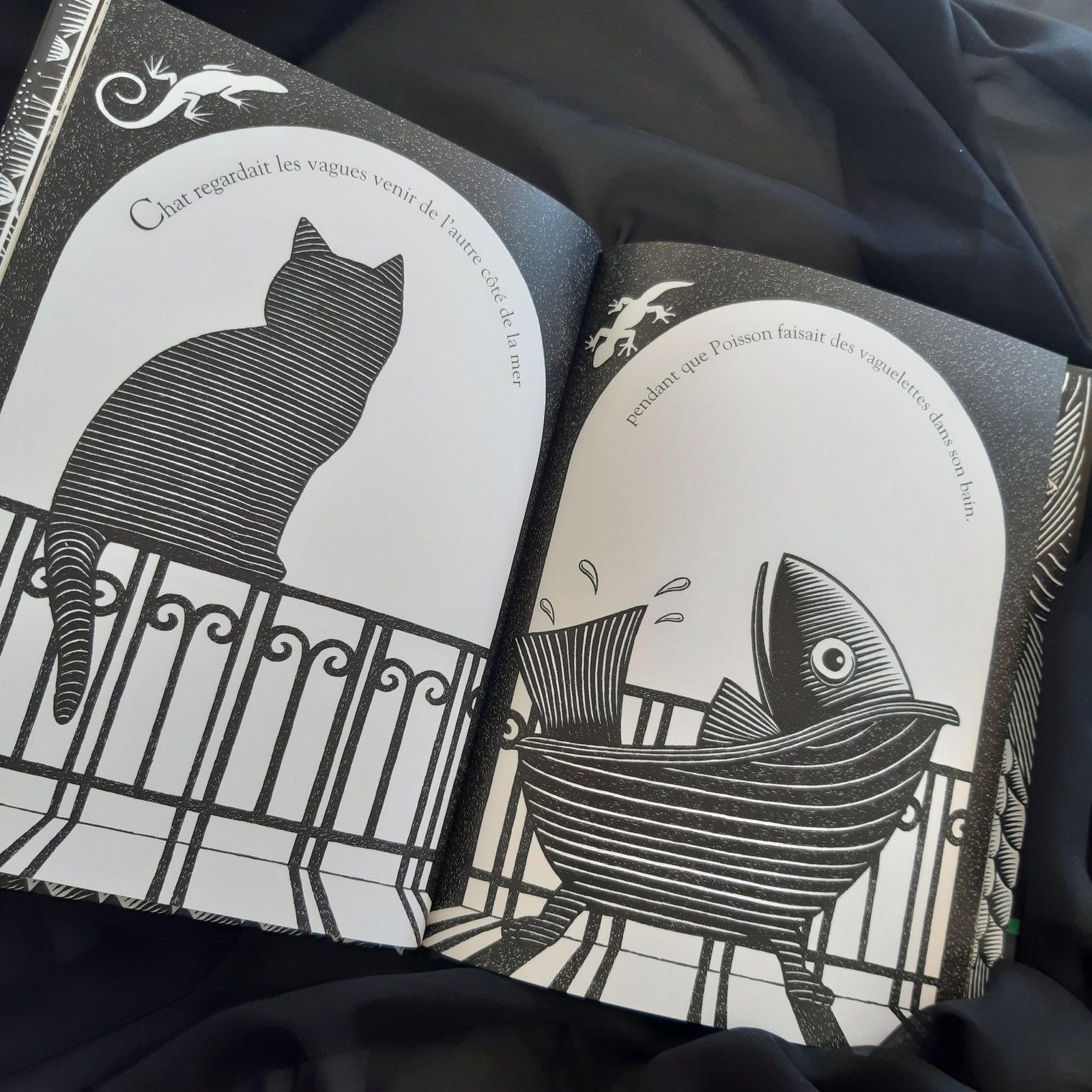 Poisson et Chat