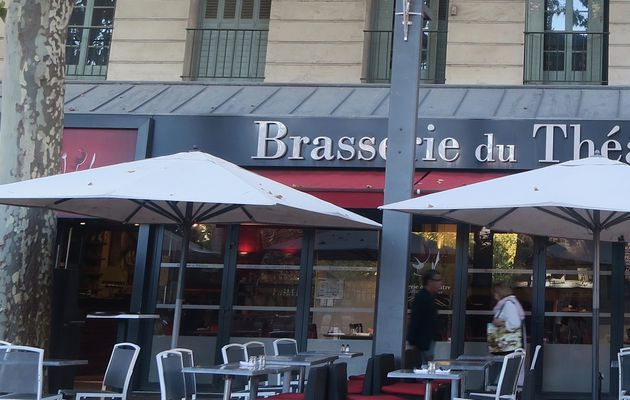 Brasserie du Théâtre XVI