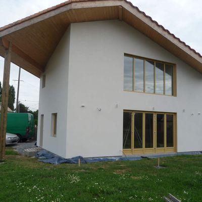 La maison passive change de look !!!