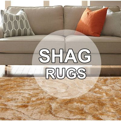 Shag Rug is the Perfect Selection for Home Decor!