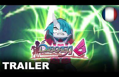 [ACTUALITE] Disgaea 6: Defiance of Destiny - Son histoire en vidéo