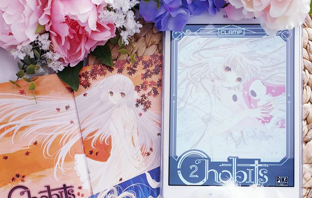 CHOBITS T02 > CLAMP