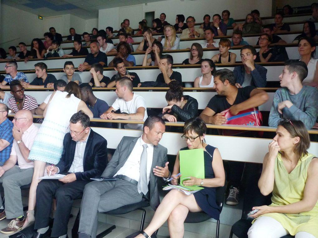 Remise des diplomes des ateliers CICEA