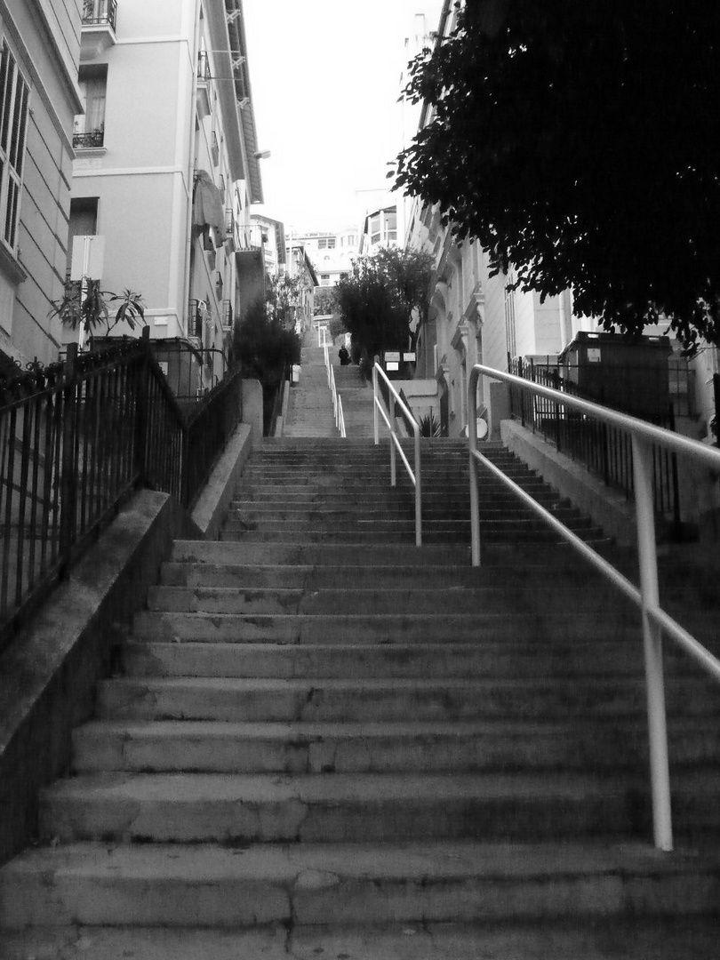 BEAUSOLEIL - Contre la montre (escaliers) - Août 1997