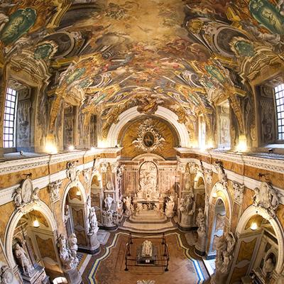 La chapelle Sansevero de Naples : entre légendes et mystères