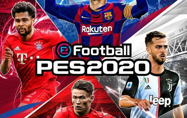 [TEST]  eFOOTBALL PES 2020 XBOX ONE X: Des victoires et des défaites...
