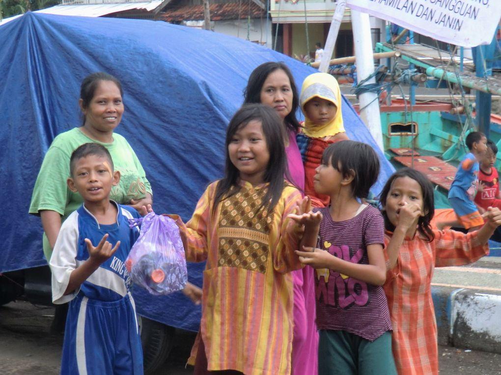 Album - Indonésie - Mont-Bromo-Village-de-pecheurs