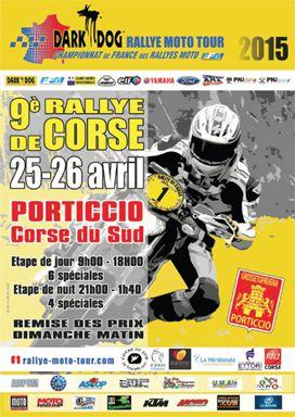 Rallye de Corse 2015 - 3éme Manche du Dark Dog Rallye Tour
